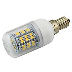 4W E12 LED Corn Lights T 48 SMD 2835 380 lm Warm White Cold White K Decorative V
