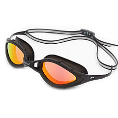 Swimming GogglesAnti-Fog Anti-Wear Waterproof Adjustable Size Anti-UV Scratch-resistant Polarized Lense Shatter-proof Anti-slip Strap