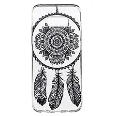 Χαμηλού Κόστους Galaxy S4 Mini Θήκες / Καλύμματα-tok Για Samsung Galaxy S8 Plus S8 Διαφανής Με σχέδια Πίσω Κάλυμμα Ονειροπαγίδα Μαλακή TPU για S8 Plus S8 S7 edge S7 S6 edge plus S6 edge