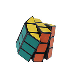 Rubik's Cube Octagonal Column 3*3*3 Smooth Speed Cube Magic Cube Smooth Sticker Cylindrical Gift