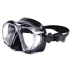 Χαμηλού Κόστους -Μάσκες Κατάδυσης Αδιάβροχη Reflectoare Προστατευτικό Καταδύσεις & Κολύμπι με Αναπνευστήρα Γυαλί σιλικόνη