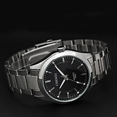 お買い得  大特価腕時計-CHENXI® 男性用 リストウォッチ ホット販売 ステンレス バンド チャーム シルバー / 2年 / Maxell626 + 2025