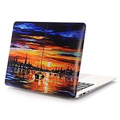 macbook hoesje voor olieverfschilderij pvc materiële macgevallen& mac bags& mac mouwen
