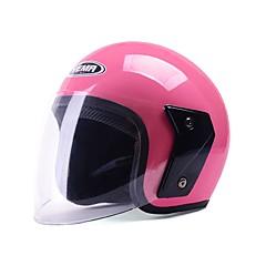 preiswerte Autozubehör-Halber Helm Anti - UV - Beschichtung Luftdurchlässig Motorradhelme