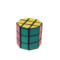 Rubik's Cube Cube de Vitesse  Colonne octogonale Cubes magiques Autocollant Lisse Cylindrique Cadeau