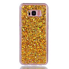 tanie Galaxy S6 Etui / Pokrowce-Kılıf Na Samsung Galaxy S8 Plus S8 Wzór Etui na tył Połysk Miękkie Akrylowy na S8 S8 Plus S7 edge S7 S6 edge S6 S5