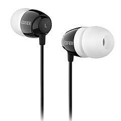 preiswerte Headsets und Kopfhörer-EDIFIER H210P EARBUD Mit Kabel Kopfhörer Dynamisch Kupfer Handy Kopfhörer Mit Mikrofon Headset