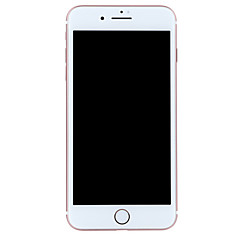 Недорогие Защитные плёнки для экранов iPhone 7 Plus-Защитная плёнка для экрана Apple для iPhone 7 Plus Закаленное стекло 1 ед. Защитная пленка на всё устройство Уровень защиты 9H HD