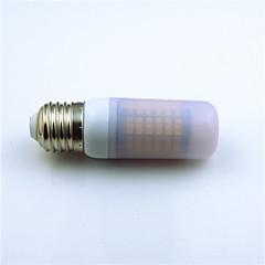 5W E14 G9 GU10 E12 E26/E27 E27 Ampoules Maïs LED T 144 SMD 2835 300-400 lm Blanc Chaud Blanc K AC220 V