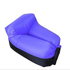 Şişirilmiş Mat Kamp Pedi Şişme Yataklar SandalyeIsı Yalıtımı Nemgeçirmez Su Geçirmez Taşınabilir Hızlı Kuruma Yağmur-Geçirmez Toz