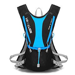20 L Mochila de Ciclismo mochila para Acampar e Caminhar Ciclismo / Moto Viajar Corrida Bolsas para Esporte Lista Reflectora Vestível