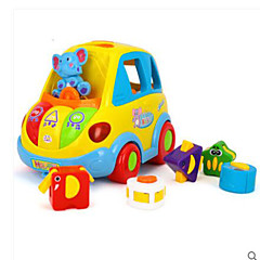 Educational Toy Toy Cars Toys Toys Circular Plastic Pieces Gift