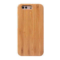Cornmi voor huawei p10 plus p10 case cover bamboe wood hard back cover hoes houten behuizing