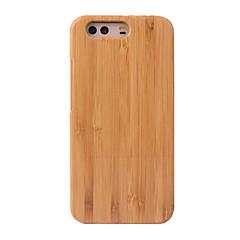 Χαμηλού Κόστους Θήκες / Καλύμματα για Huawei-tok Για Huawei Ανθεκτική σε πτώσεις Πίσω Κάλυμμα Νερά ξύλου Σκληρή Μπαμπού για P10 Plus P10 Huawei