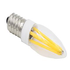 2W E14 G9 LED Bi-pin Lights T 4 COB 280-300 lm Warm White Cold White K Dimmable AC 220-240 V