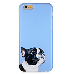 cheap iPhone Cases-Case For Apple iPhone 7 Plus iPhone 7 Pattern Back Cover Dog Soft TPU for iPhone 7 Plus iPhone 7 iPhone 6s Plus iPhone 6s iPhone 6 Plus