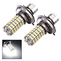 Недорогие Противотуманные фары-H4 Автомобиль Лампы 4.5 W SMD LED 385 lm Противотуманные фары