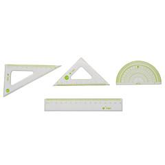 Plástico Reglas y cintas métricas Plástico