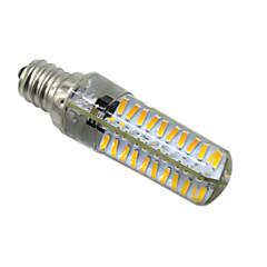 preiswerte LED-Birnen-HKV 5W 400-500lm E14 BA15D E17 E12 LED Doppel-Pin Leuchten T 80 LED-Perlen SMD 4014 Abblendbar Warmes Weiß Kühles Weiß 220-240V