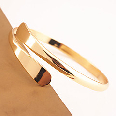 preiswerte Armbänder-Damen Manschetten-Armbänder - Tier Modisch Armbänder Gold / Silber Für Besondere Anlässe