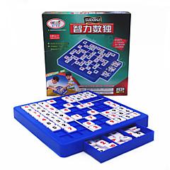 ألعاب الطاولة تركيب سودوكو ألعاب المنطق و التركيب ألعاب ألعاب مربع ألعاب التركيز لعبة غير محدد للأطفال قطع