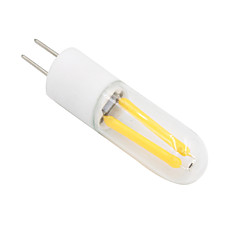 1.5W G4 LED Bi-pin Lights T 2 COB 140-180 lm Warm White Cold White K Decorative AC/DC 12 V