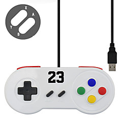 cheap Nintendo 3DS Accessories-USB Controllers Joystick for Nintendo 3DS Gaming Handle Wired #