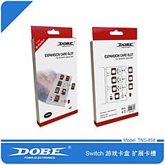 お買い得  ビデオゲーム用アクセサリー-DOBE TNS-856 添付ファイル 用途 任天堂スイッチ,ABS 添付ファイル #
