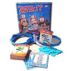abordables Juegos de Mesa-Juegos de Mesa Juguetes Circular El plastico Piezas Niños Unisex Regalo