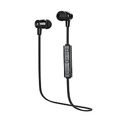 billige Headset og hovedtelefoner-Cwxuan Trådløs Hovedtelefoner Plast Sport & Fitness øretelefon Med volumenkontrol Med Mikrofon Headset