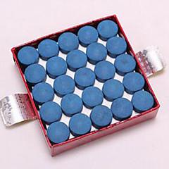 お買い得  ポケットビリヤード&ビリヤード-キュースティック&アクセサリー キューヒント スヌーカー ブルー ケース付き 小型 スマールサイズ