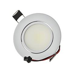 olcso Beltéri lámpák-9 W 820 lm 2G11 LED mélysugárzók Süllyesztett 1 led COB Tompítható Dekoratív Meleg fehér Hideg fehér AC 110-130V AC 220-240V