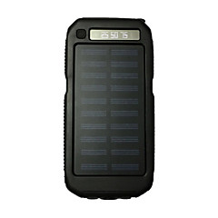 cheap -power bank external battery 5V #A Battery Charger Flashlight Multi-Output Solar Charge LED