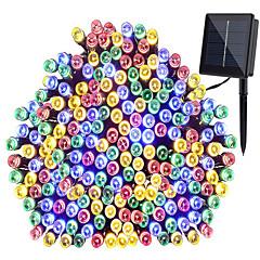 preiswerte LED Lichtstreifen-30m Leuchtgirlanden 300 LEDs Warmes Weiß / Weiß / Blau Abblendbar / Wasserfest / Farbwechsel Batterie / IP65