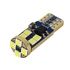 お買い得  カーアクセサリー-SO.K T10 オートバイ 電球 3 W SMD 5050 200 lm LED 用途