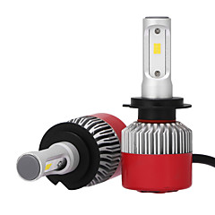 2pcs 12v h7 csp condus masina faruri kit auto faruri auto înlocuirea becuri xenon h7 lămpi de cap LED-uri chips-uri led led