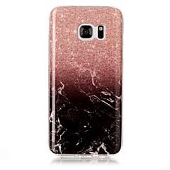 Χαμηλού Κόστους Galaxy S3 Θήκες / Καλύμματα-tok Για Samsung Galaxy S8 Plus S8 IMD Με σχέδια Πίσω Κάλυμμα Μάρμαρο Μαλακή TPU για S8 Plus S8 S7 edge S7 S6 edge S6 S5 S4 S3