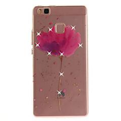 Для huawei p8 p9 чехол для крышки цветной рисунок hd покрашенное сверло tpu материал imd процесс высокое проникновение корпус телефона p10