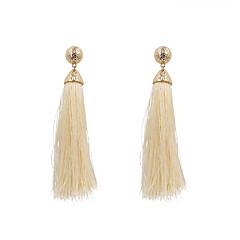preiswerte Ohrringe-Damen Tropfen-Ohrringe - Personalisiert, Quaste, Böhmische Beige / Rot / Hellblau Für Hochzeit Jahrestag Geburtstag