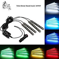 tanie -Noc LED Light Gadżety LED-0.5W-Ładowarki samochodowe