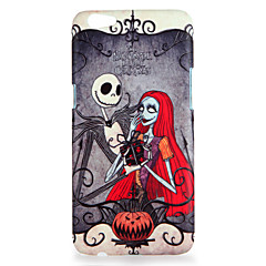 Voor oppo r9s r9s plus case cover patroon back cover hoesje schedel harde pc r9 r9 plus
