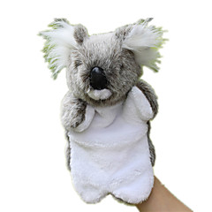 abordables Marionetas-Muñecas Juguetes Animal Felpa Bebé Piezas