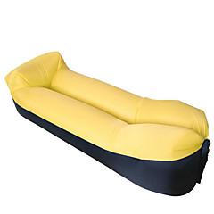 abordables Camas de Camping-Colchón Inflable Colchoneta de Camping Colchoneta de dormir Colchoneta de Picnic Almohadas de Acampada Colchones de Aire Bolsa de dormir