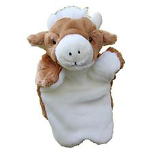 abordables Marionetas-Animales de peluche y de felpa Toro Felpa Niños Chica Juguet Regalo