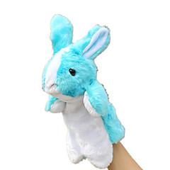 abordables Marionetas-Muñecas Juguetes Rabbit Felpa Niños Piezas