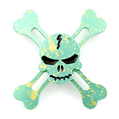 tanie Fidget Spinners-Przędzarka ręczna Zabawki Stres i niepokój Relief Aluminum Alloy Sztuk Dziewczyny Dla mężczyzn Prezent