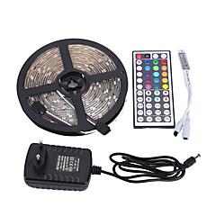 Χαμηλού Κόστους Σετ Φώτα-00 LEDs RGB Τηλεχειριστήριο Μπορεί να κοπεί Με ροοστάτη Αδιάβροχη Αλλάζει Χρώμα Αυτοκόλλητο Κατάλληλο για Οχήματα Συνδέσιμο AC 85-265V