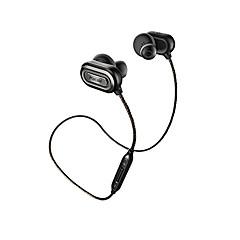 bluetoothヘッドフォンv4.1無線スポーツステレオノイズキャンセル耳内汗止めイヤホンヘッドセットapt-x / mic iphone 6sプラスsamsung galaxy