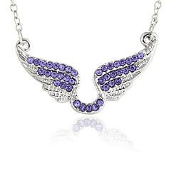 Жен. Ожерелья с подвесками Бижутерия Бижутерия Стразы Сплав Мода Euramerican Бижутерия Для Для вечеринок Особые случаи 1шт