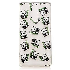 voordelige Hoesjes / covers voor Lenovo-Voor lenovo k5 note k3 a2010 case cover panda patroon back cover soft tpu